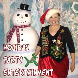Holiday Party Entertainment for Kids - Los Angeles, CA