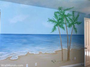 Ocean Mural - Calabasas, CA