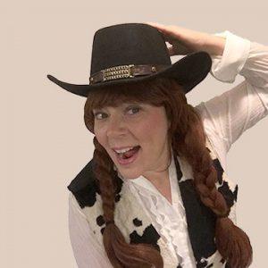 Children's Entertainer - Cowgirl Colette