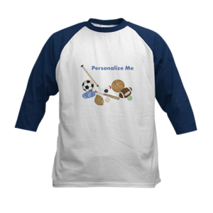 Personalized Sports Jersey